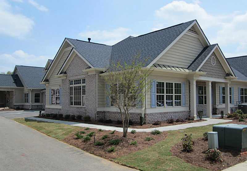 Active adult communities in roswell ga