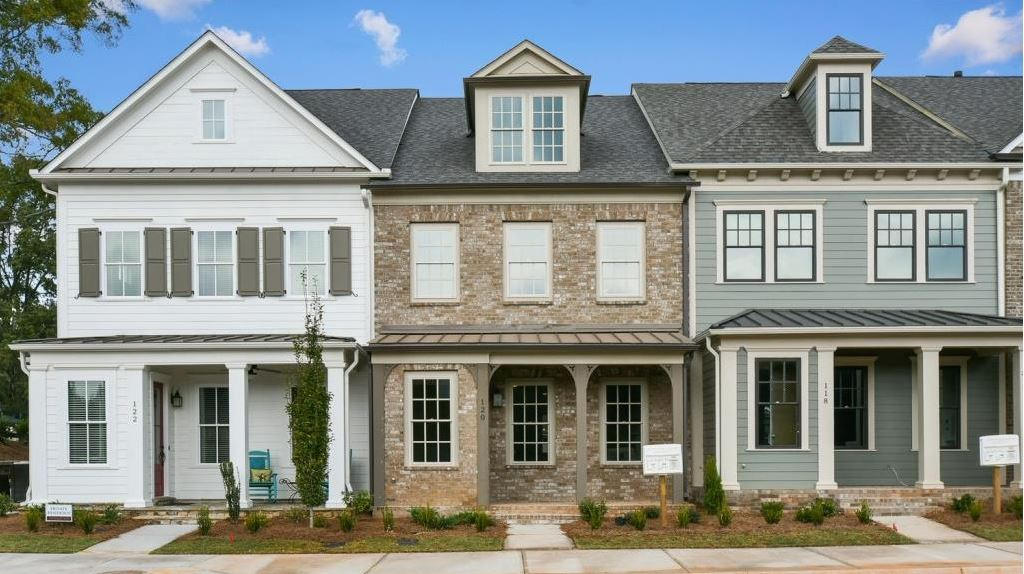 South on main woodstock georgia unique living at home in for South georgia home builders